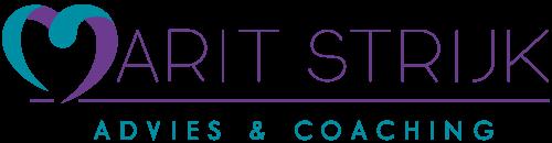 Marit Strijk | Advies & Coaching Logo